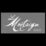 Logo Hôtel Le Montaigu - Esquièze Sère