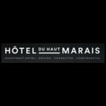 Logo Hôtel du Haut Marais - Paris 3