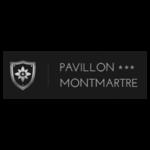 Logo Hôtel Pavillon Montmartre - Paris 18