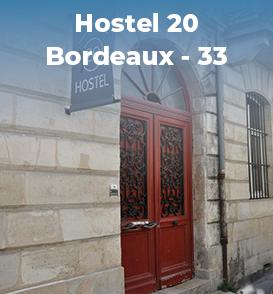 Hostel20 Bordeaux
